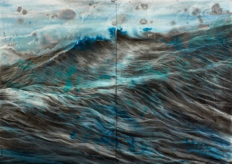 Swell - Abstract Seascape