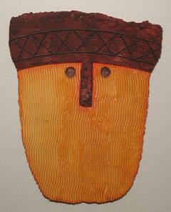 """Tribal Mask Print """"Toma"""""""