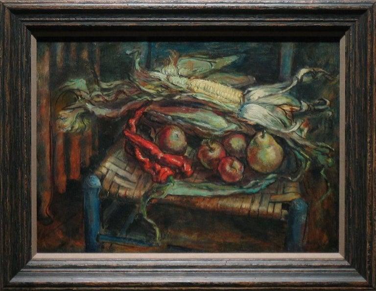 Autumn Harvest - Painting by Kenneth Marcus Hugh