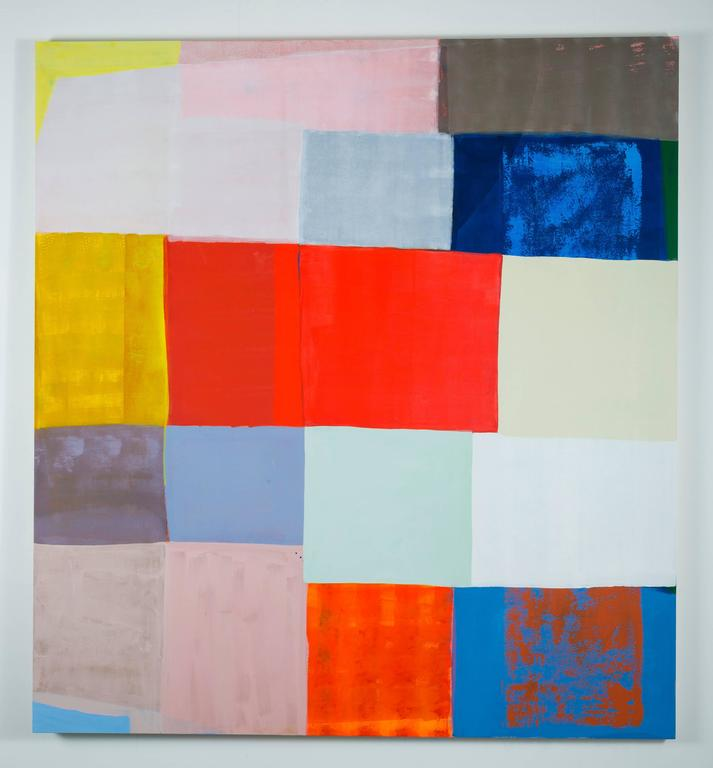 Anna Kunz Abstract Painting - In Situ