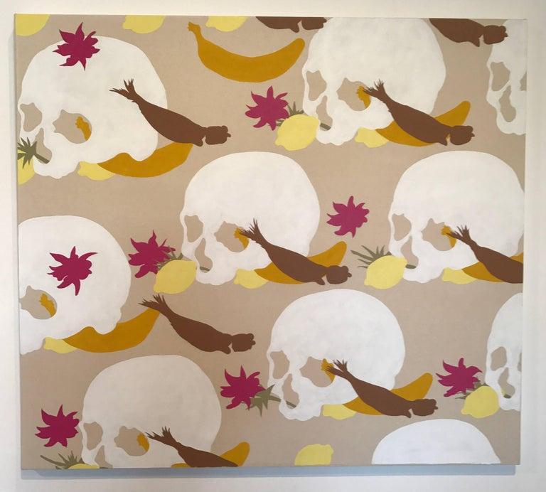 Stephen D'Onofrio Still-Life Painting - Still Life Pattern