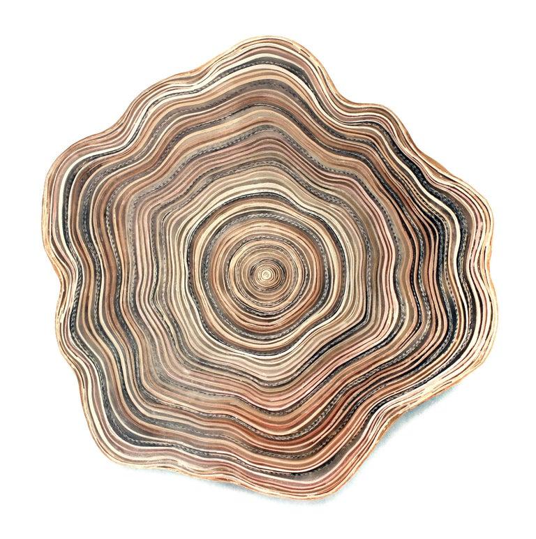 Jessica Drenk Abstract Sculpture - Circulation 4