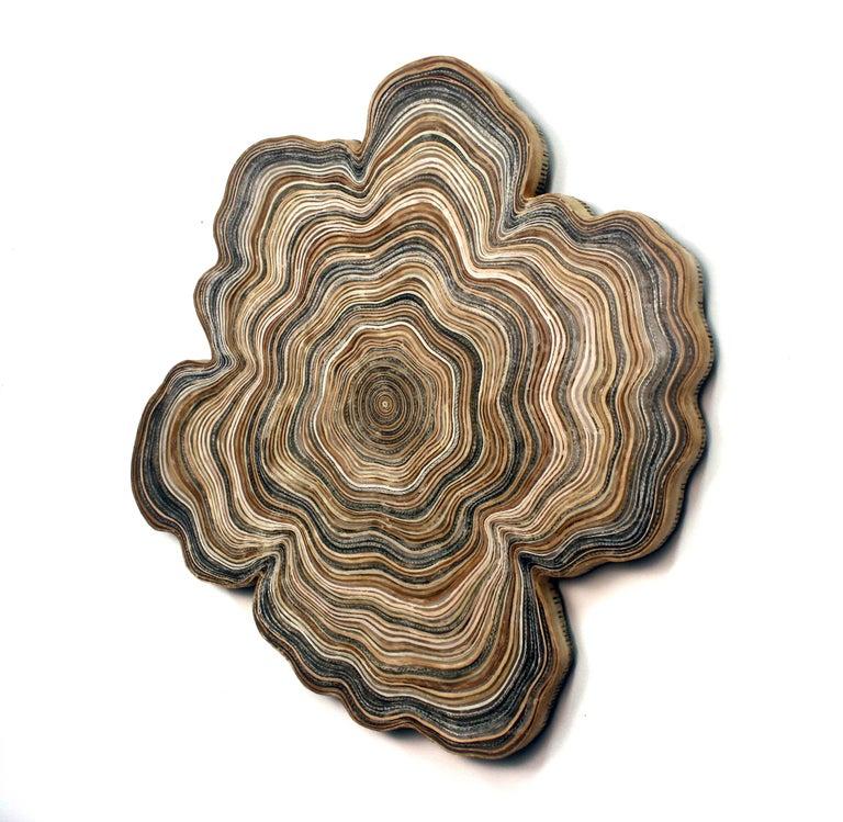 Circulation 5 - Sculpture by Jessica Drenk