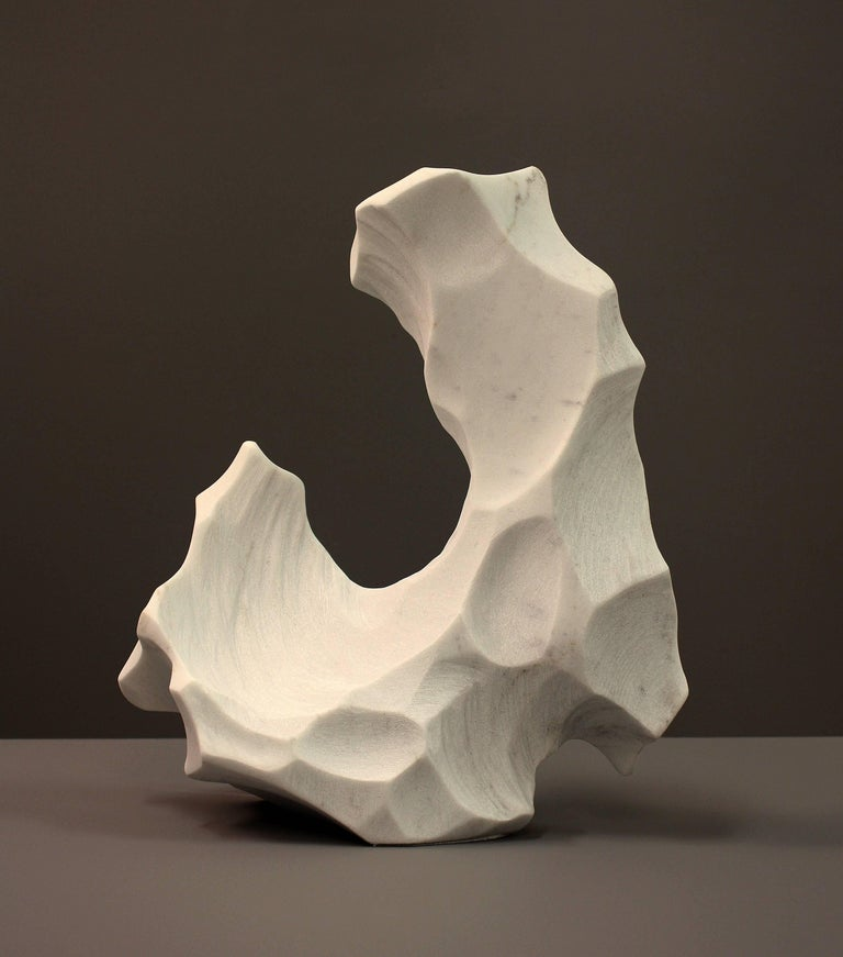 Jessica Drenk Abstract Sculpture - Immutable Ice 5