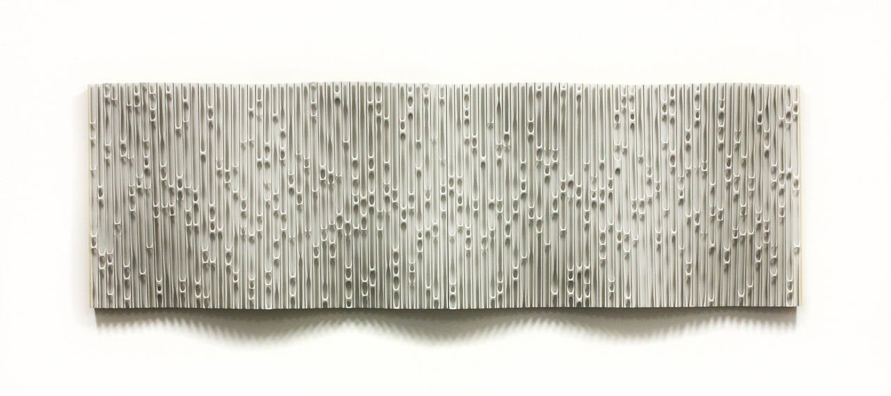 Jessica Drenk Abstract Sculpture - Wave 4