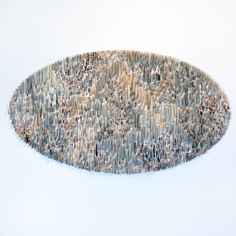 Jessica Drenk Abstract Sculpture - Bibliophylum