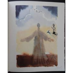 Our Father - Portfolio of 10 Original Signed Lithographs - Salvador Dali