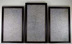 William Rosewood - She Loves Me, She Loves Me Not - Triptych