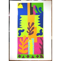 after Henri Matisse - The Screw