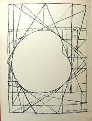 """Alberto Giacometti - Tristan Tzara - """"Ramures"""""""