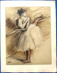 after Edgar Degas - Dance - Porfolio of 26 Etchings