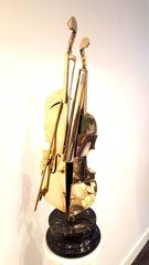 Arman - Bronze Sculpture - Pizzaiola Violin