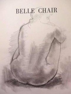 Antoniucci Volti - Original Handsigned Drawing and 11 Original Lithographs