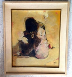 Philippe Cara Costea - Women - Signed Oil on Canvas