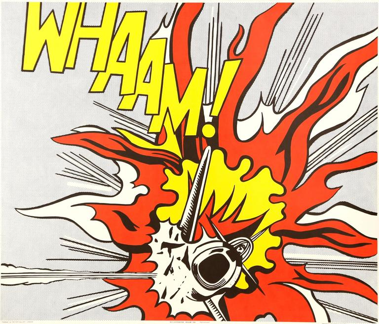 Whaam! - Complete Diptych