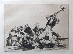 Francisco Goya - The Disasters of War - 80 Original Etchings
