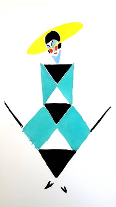 Living Painting - Colour Pochoir