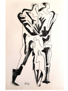 Ossip Zadkine - Ultimate Step - Original Etching