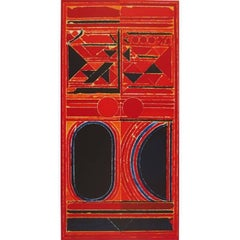 Sayed Haider Raza - Duality - Signed Lithograph