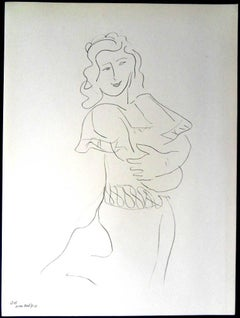 Henri Matisse (After) - Lithograph - Dancer