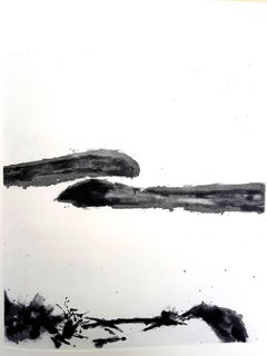 Zao Wou-ki - Moments - Original Aquatint with Hand-Signed Justification