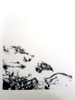 Zao Wou-ki - Moments - Original Aquatint