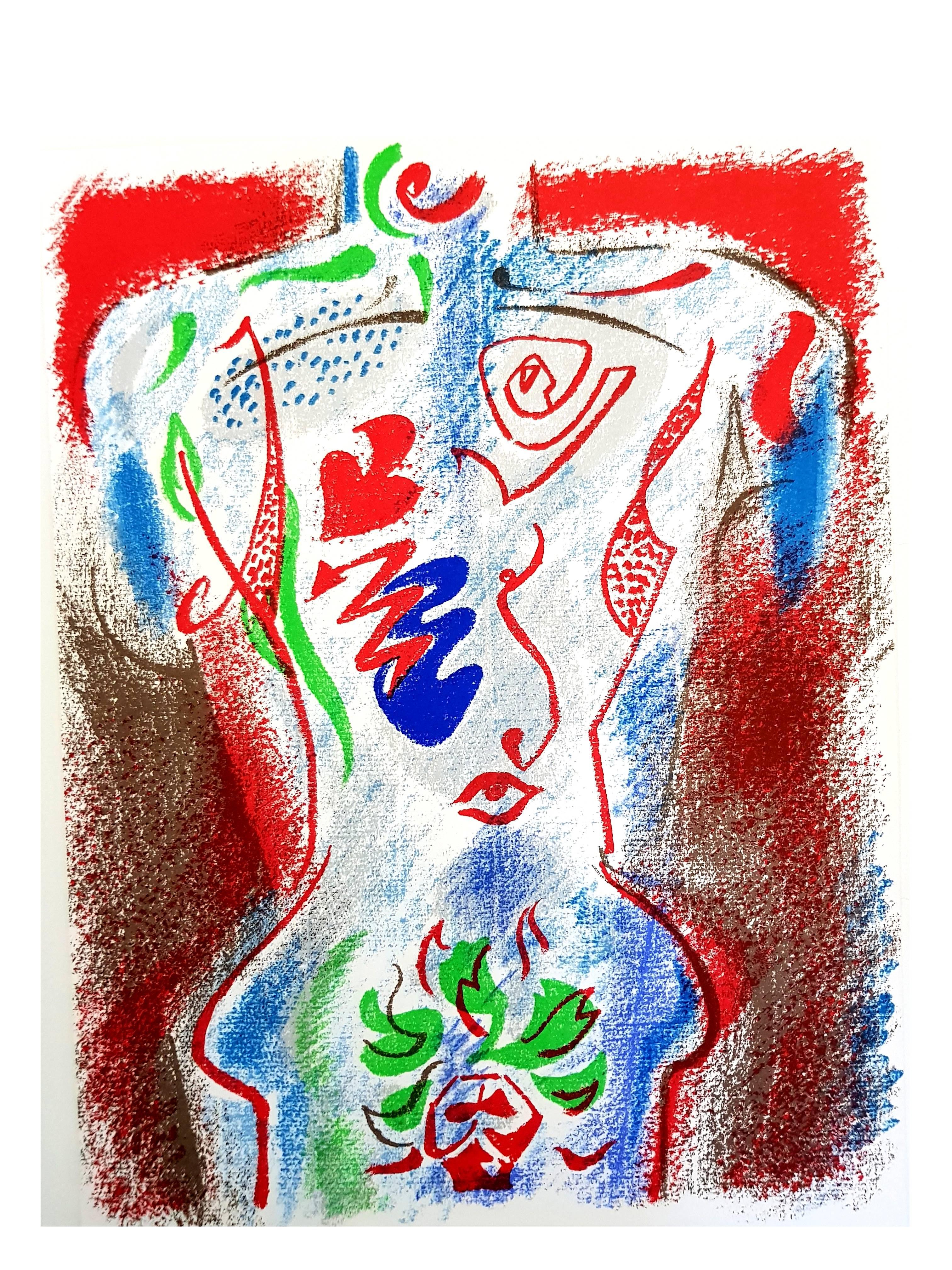 André Masson - Original Lithograph
