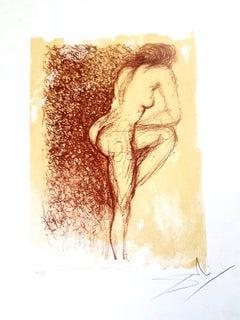Salvador Dali - Gala - Original Handsigned Lithograph