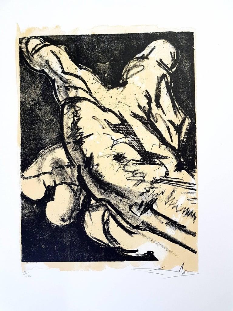 Salvador Dali - The Hand - Original Handsigned Lithograph