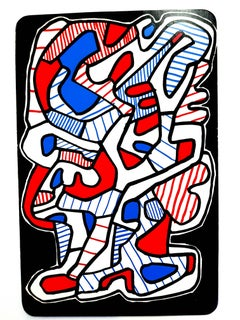 Jean Dubuffet - L'Arbre - Original Screenprint