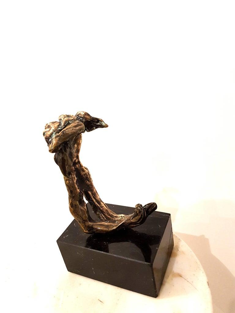 Salvador Dali - Victory Angel - Original Bronze Sculpture For Sale 6