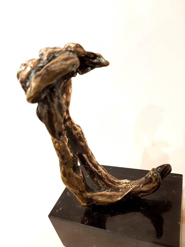 Salvador Dali - Victory Angel - Original Bronze Sculpture For Sale 7