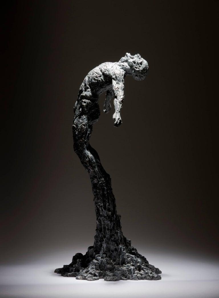 Ian Edwards - The Calling - Original Signed Bronze Sculpure - Contemporary Sculpture by Ian Edwards