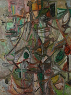 David Lan Bar - Composition - 1955