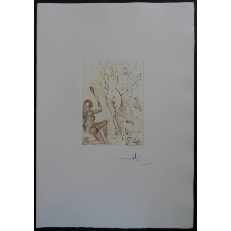 Salvador Dalí - Decameron - Portfolio of 10 Original ...