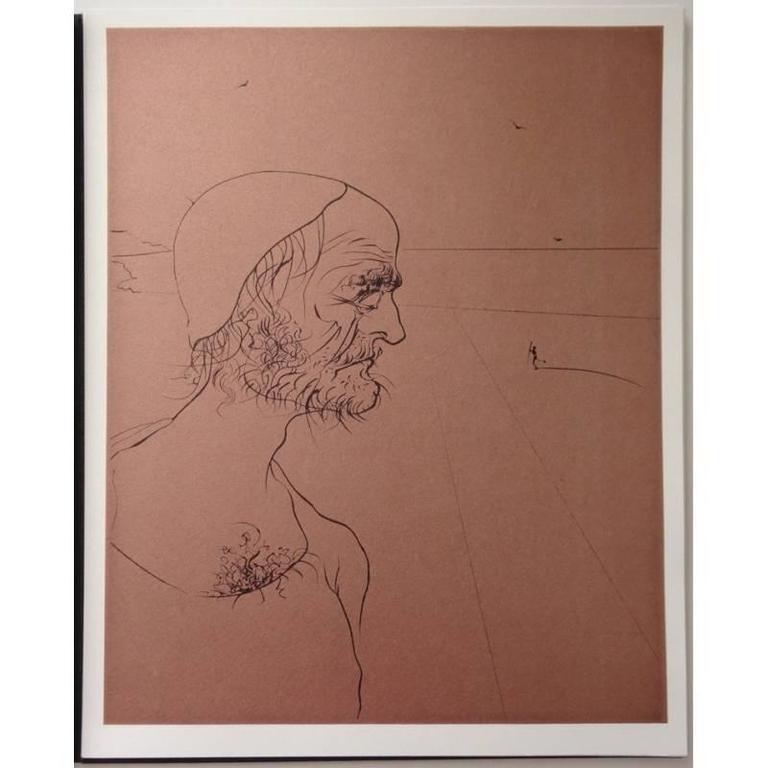 Salvador Dalí - Old Man and the Sea - Portfolio of 6 ...