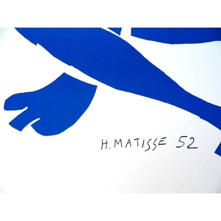 after Henri Matisse,