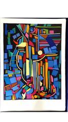 André Lanskoy - Original Handsigned Lithograph - Ecole de Paris