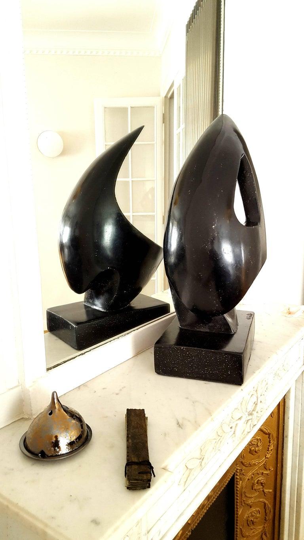 Antoine Poncet - Unique Signed Granite Sculpture For Sale 3
