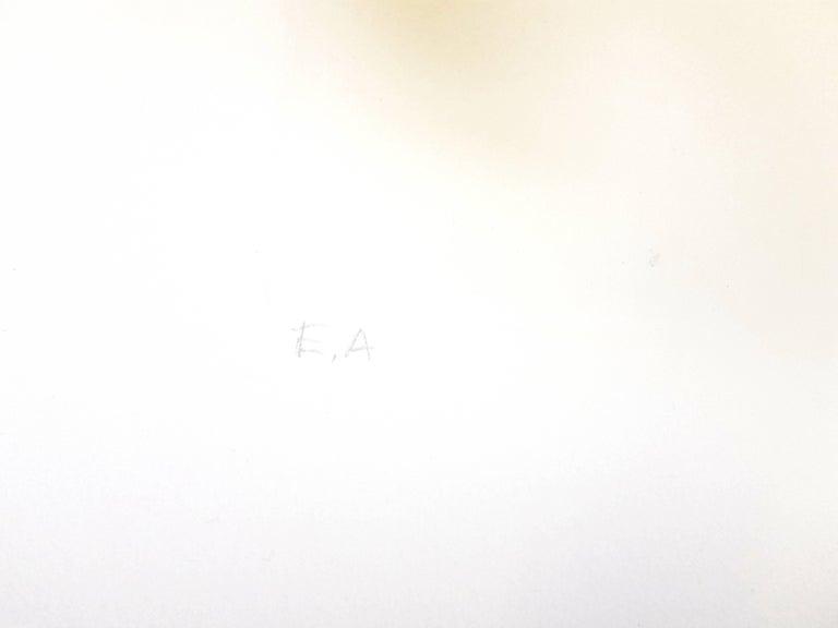Salvador Dali -  Venus, Mars and Cupidon - Handsigned Etching 4