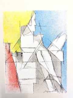 Jacques Villon - Original Lithograph