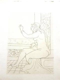 André Derain - Ovid's Heroides - Original Etching