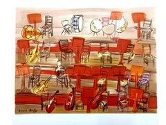 Concert - Lithograph