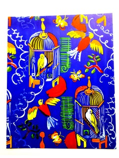 After Raoul Dufy - Birds - Lithograph