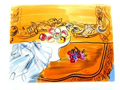 (after) Raoul Dufy - Still Life - Lithograph