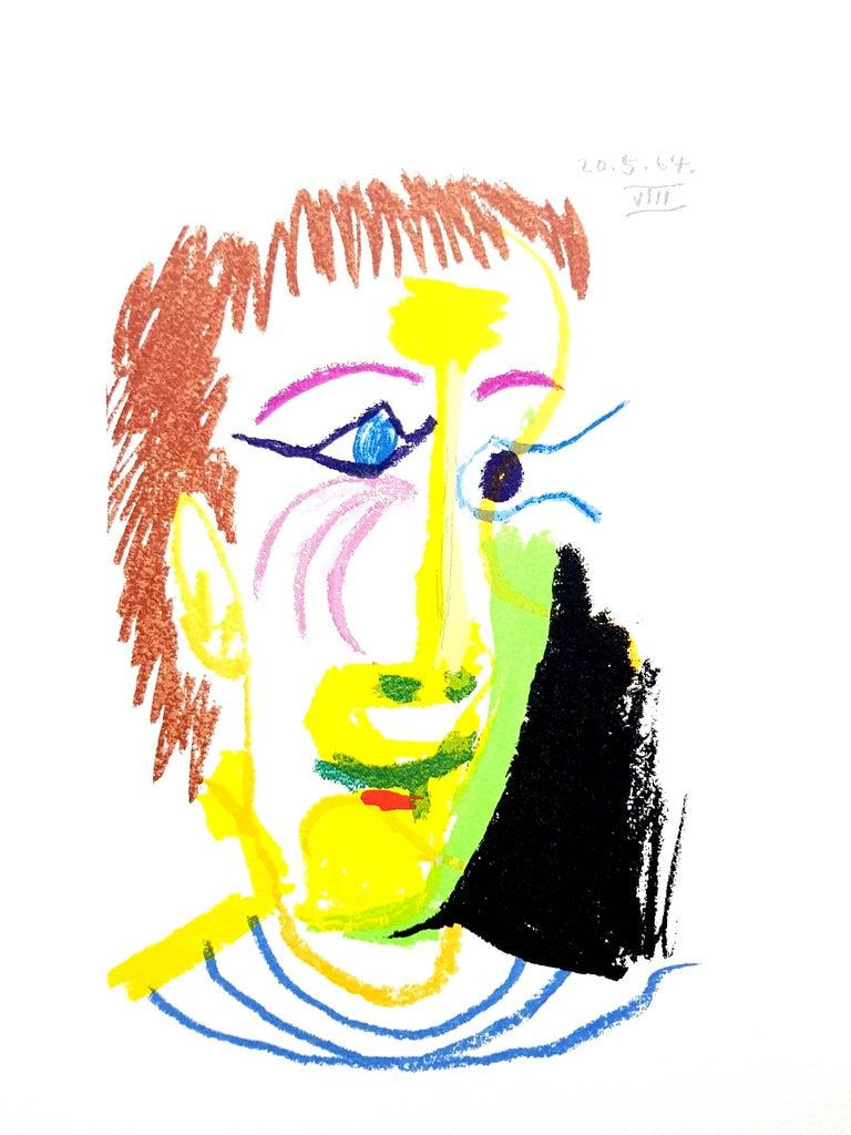 Le Goût de Bonheur: one plate (Joy Portrait)