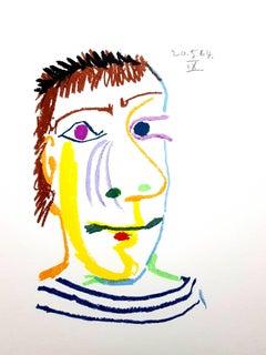 Le Goût de Bonheur: one plate (Portrait)