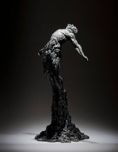 Ian Edwards - The Calling - Original Signed Bronze Sculpure