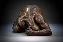 Ian Edwards - Surrender - Original Signed Bronze Sculpure