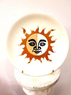 Jean Picart Le Doux - Sunshine - Original Salins Earthenware